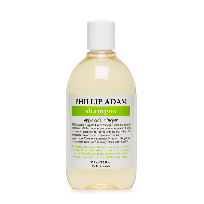 Apple Cider Vinegar Shampoo 355ml Phillip Adam