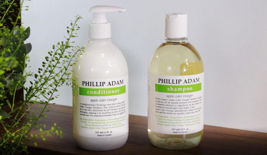Phillip Adam Apple Cider Vinegar Shampoo and Conditioner
