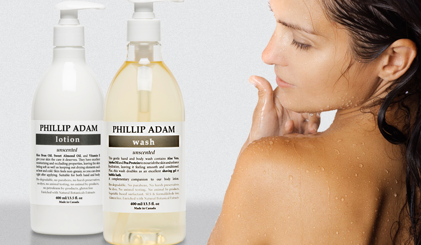 Unscented Skin Care Products
