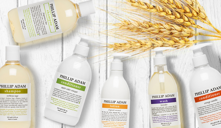 Gluten-Free Beauty Products