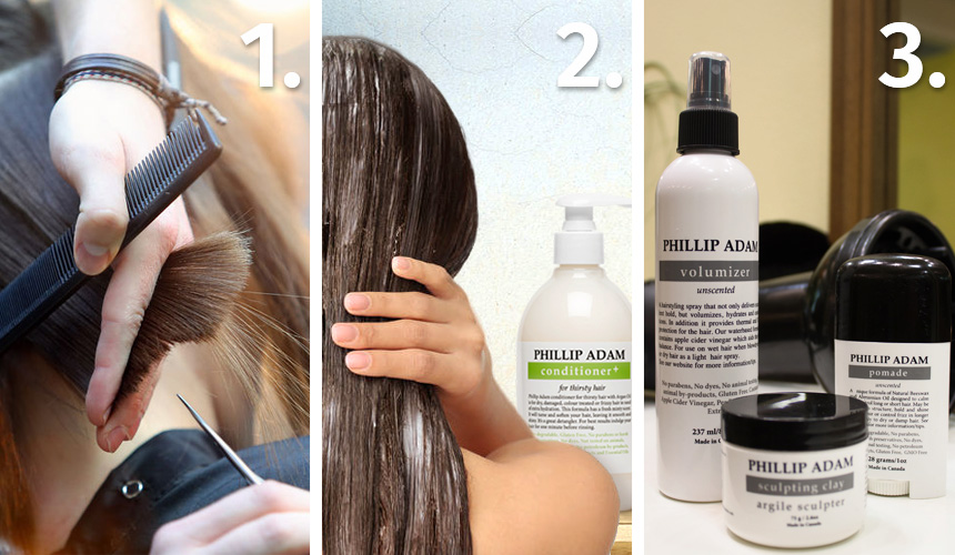 3 Tips to Bring Hair Back to Life After Summer