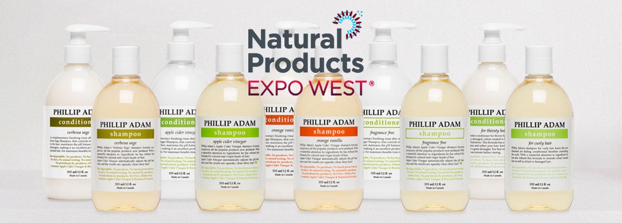 phillip adam at expo west