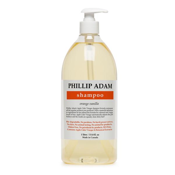 Phillip Adam Orange Vanilla Shampoo 1 Litre