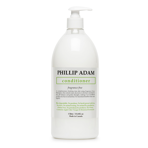 Phillip Adam Unscented Conditioner 1 Litre