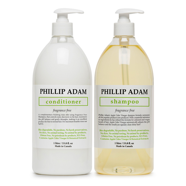 Unscented Shampoo and Conditioner Litres