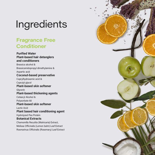 Phillip Adam unscented conditioner natural ingredients